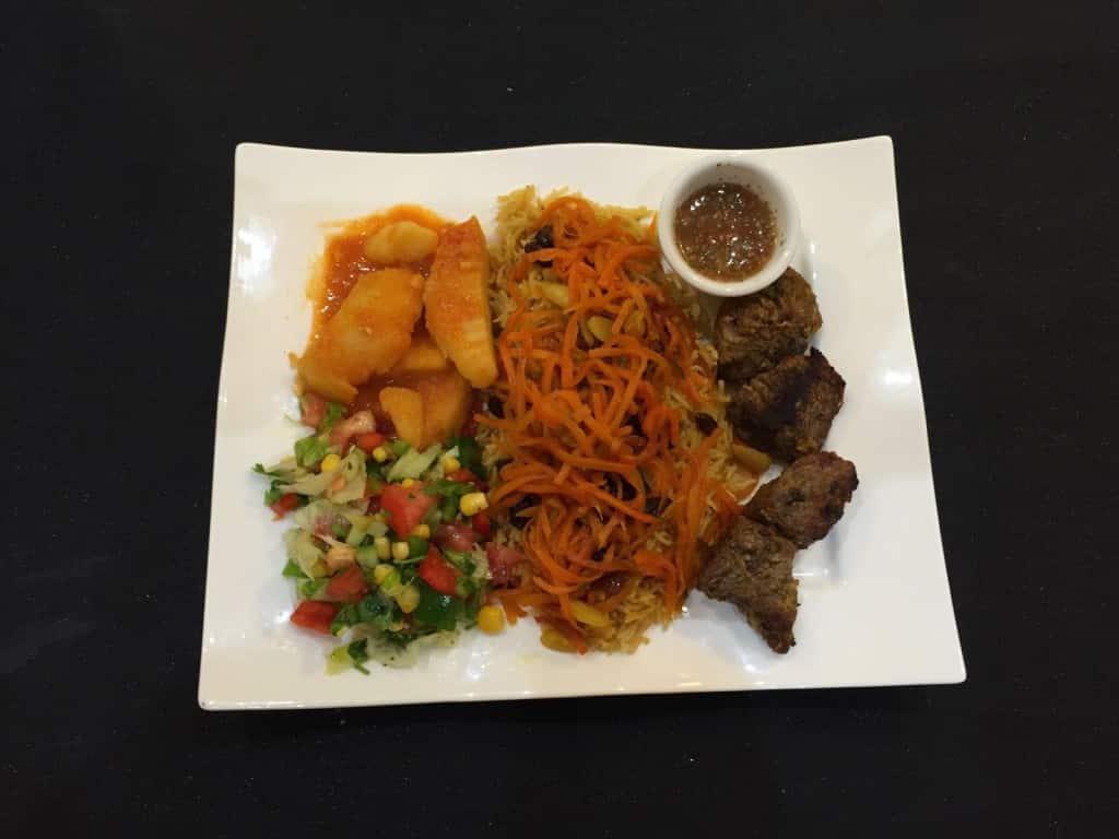 La Table Afghane Restaurant Halal à Paris Halal Sphere